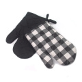 Cotton bbq oven gloves