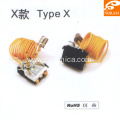 Type X Stainless Steel Capillary Thermostat