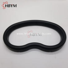 China for Schwing Slewing Lever Schwing Concrete Pump Spare Parts Kidney Seal supply to Venezuela Manufacturer