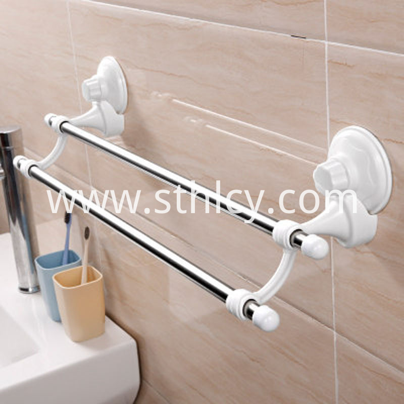 Stainless Steel Towel Rack Shelf