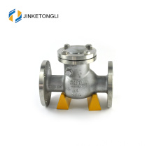 JKTLPC063 water hydraulic stainless steel non return style check valve
