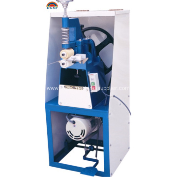 Leather Belt One Section Wheel Laminating Machine YF-04