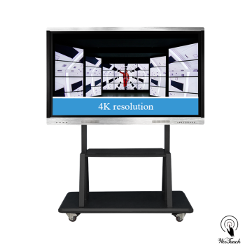 65 inches Interactive Touch Monitor