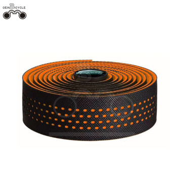 High Quality PU orange Bicycle 1.8m Handlebar Tape