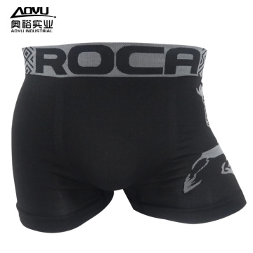 Shantou Wholesale Customized Logo Men's Seamless Underwear