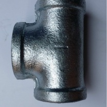 Super Purchasing for Iron Fittings Banded Type Malleable Iron Tee supply to Canada Supplier