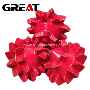 Oil Gas Drilling Equipment Tricone Rock Bit