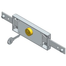 Factory Supply for Roller Shutter Rolling Door Lock europa rolling shutter center locks export to Poland Exporter