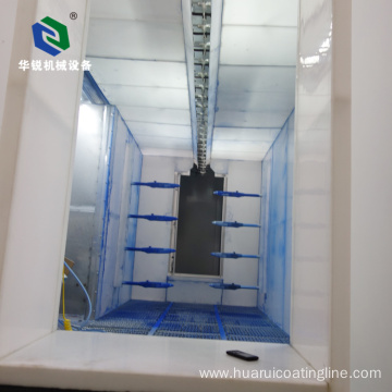 Brand New High Efficiency Automatic Powder Spray Booth