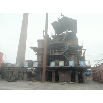 activated charcoal making furnace