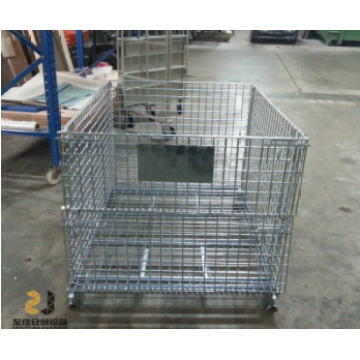 High Precision Customized Steel Metal Container