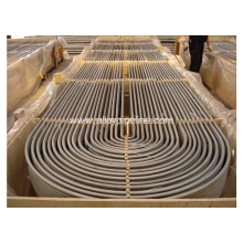 ASTM A269 1.4404 Stainless Steel U Bend Tubing