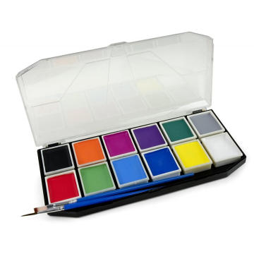 FDA Approved easy wash vibrant color Face Painting