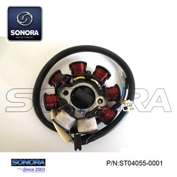 Popular Design for Yamaha Jog Minarelli Scooter Stator Coil GY6 50cc Scooter Stator Coil Magneto supply to Netherlands Supplier