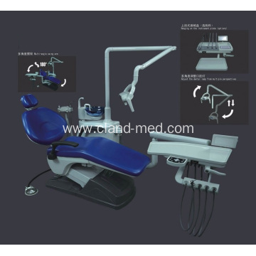 Good Price Clinical Dental Chair Unit for Sale