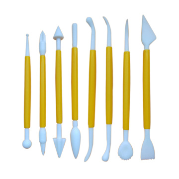 8pcs Pastry Carving Cutter Cake Decorating Tool