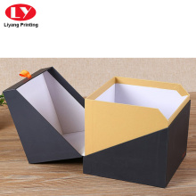 Handmade Feature Paperboard package paper box