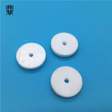 insulated custom made mica macor ceramic eyelet disc