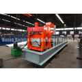 Color Coil Panel Ridge Cap Roll Forming Machine