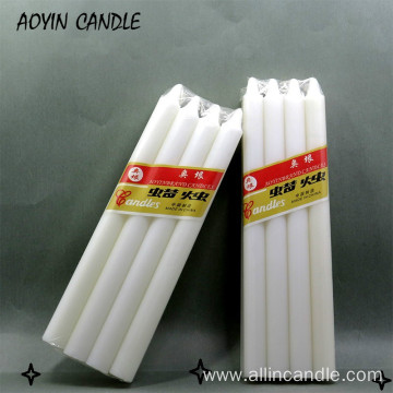 19g White Candle 8*65 Package Candles To Afghanistan