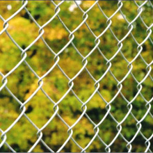Hot selling attractive for Chain Link Fence Hot Dipped Galvanized Chain Link Netting export to South Korea Factories
