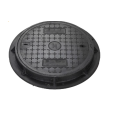 en124 ductile iron manhole cover and frame