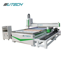 2D 3D cnc router machine aluminum wood acrylic