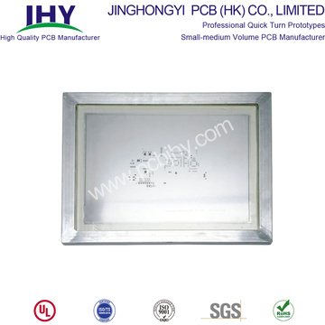 Stainless Steel Laser Cutting SMT Stencil for PCB Assembly