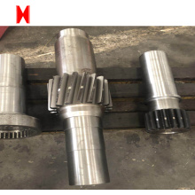FORGE ROLLER SHAFT FOR CEMENT