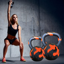 Factory source manufacturing for China Steel Standard Kettlebell,Steel Kettlebell,Standard Steel Competition Kettlebell Factory Prograde Cast Steel Kettlebell export to United States Minor Outlying Islands Supplier