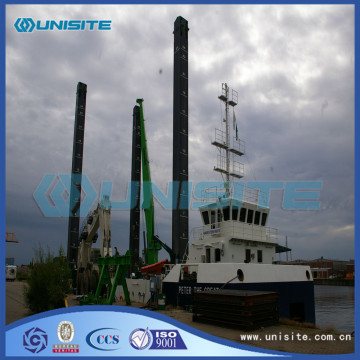 Marine Steel bucket dredger