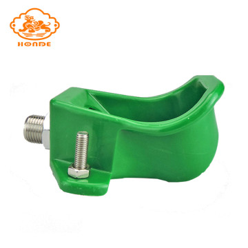 Durable cattle drinking bowl