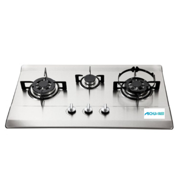 Built-in Gas Hob Stainless Steel