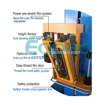 Pallet Wrapper Pallet Wrapping Machine