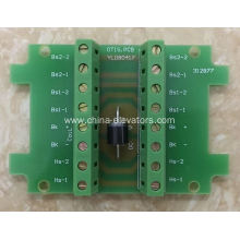 Machine Brake PCB for LG Sigma Elevators YL080417