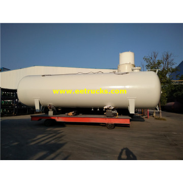 60cbm 25ton Horizontal Propylene Gas Tanks