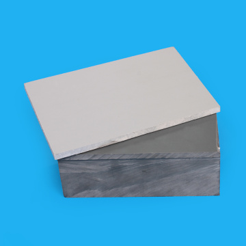 Stable High Mechanical Strength PVC Sheet in Stock
