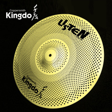 Best Quality for Quiet Cymbals,Professional Practice Quiet Cymbals,Low Volume Quiet Cymbals Manufacturers and Suppliers in China Low Voice Practice Drum Kit Cymbals supply to Monaco Factories