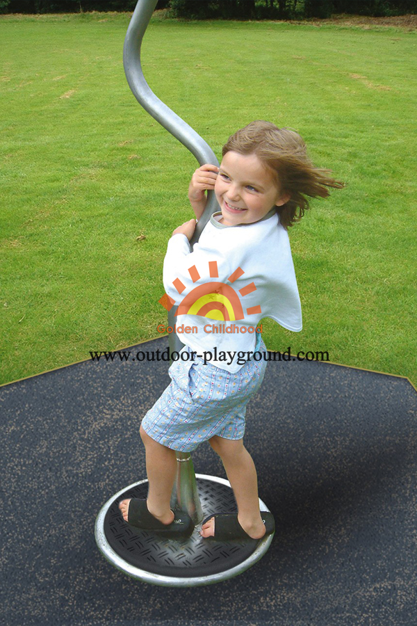 Outdoor Playground Roundaround For Fun