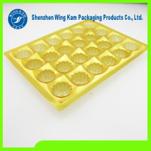 Hot Sale Disaposable Chocolates Mold Plastc Blister Tray