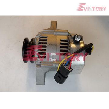 D5D starter D5D alternator D5D turbocharger