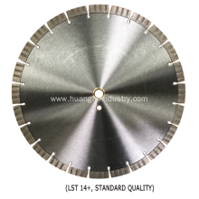 20 Years manufacturer for China General Saw Blade,Premium Pro Asphalt Blade,Turbo Segment Saw Blade Factory Lightning General Turbo Segmented Diamond Blade supply to Reunion Suppliers