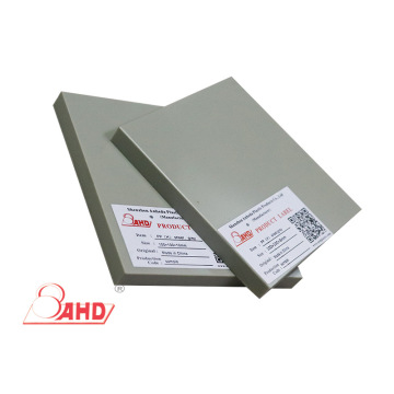 Thickness 1mm-150mm Grey PP Polypropylene Plastic Board