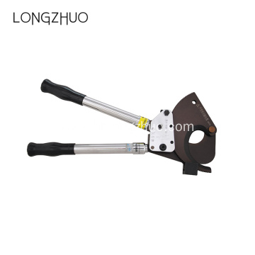 Ergonomic Anti-skidding Manual Ratchet Cable Cutter