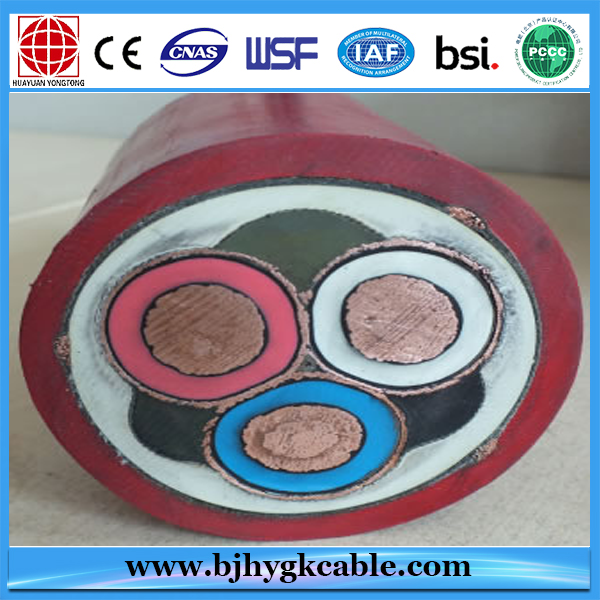 MV 3 core EPR INSULATED POWER CABLE