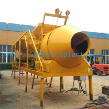 20 Mobile Ready Mixer Plant