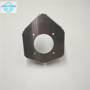 aluminum sheet metal punching and bending
