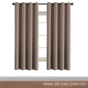 Hotel meeting room blackout curtains