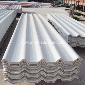 Heat Insulation Fireproof MgO Roofing Tiles