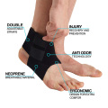 Customized Size Nerprene Elastic Ankle Brace Support